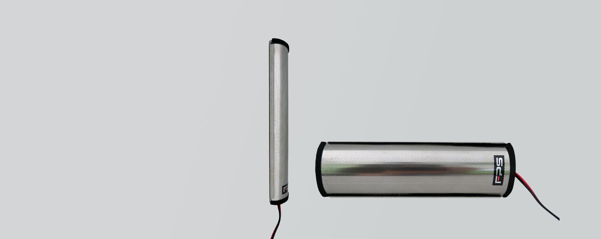 Hybrid speaker